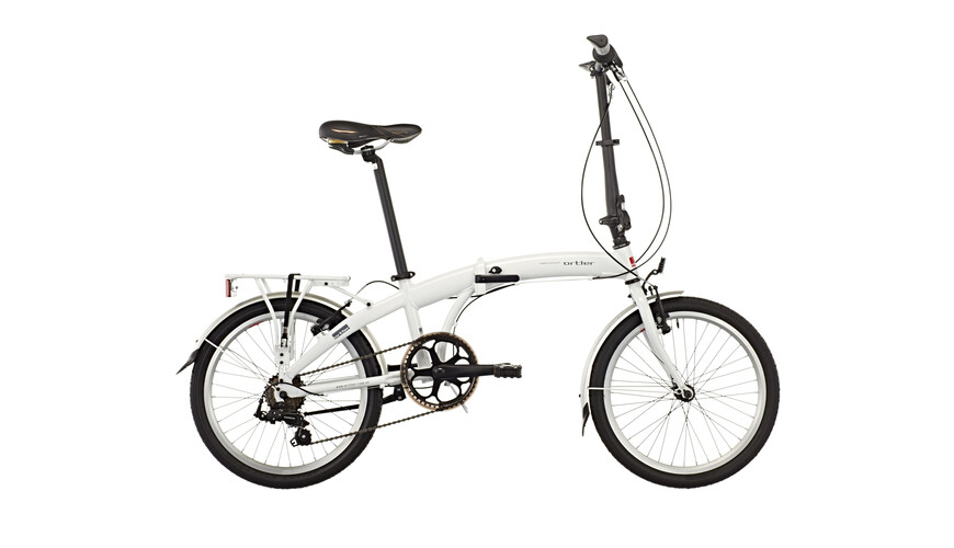 Ortler London - Bicicletas plegables - blanco